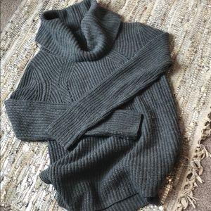 Cozy Cowl neck Sweater